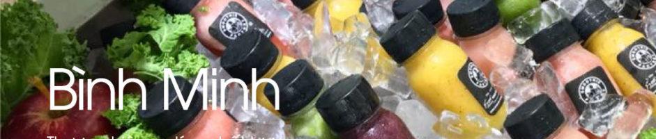 Bảng giá chai nhựa đựng nước ép trái cây với 6 kiểu cực đẹp