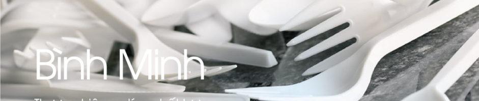 Muỗng nhựa cao cấp – Sản xuất muỗng theo yêu cầu