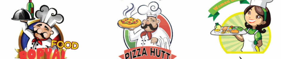 Thiết kế logo nhà hàng đẹp – Top 5 logo ấn tượng nhất