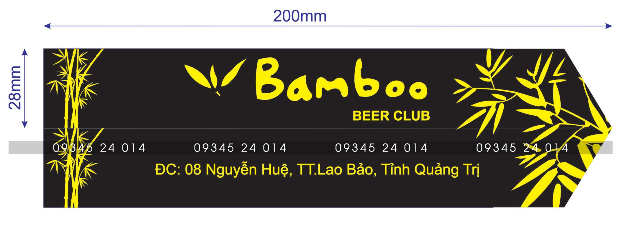 Bamboo-beer club